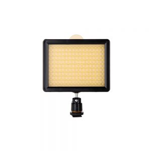 Andoer 160 LED Video Light Lamp Panel 12W