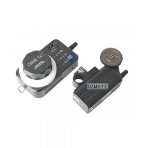 CAME-TV Wireless Follow Focus Controller Motor Inside Receiver‎ with A B Stops Style (DF178)