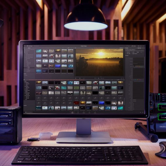 Davinci Resolve 12 Studio