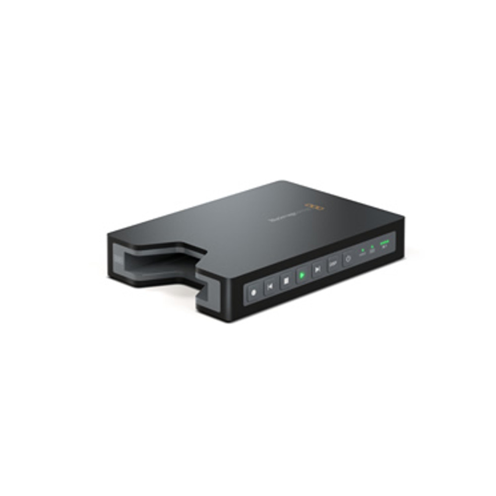Registratore SDI/HDMI Blackmagic HyperDeck Shuttle 2